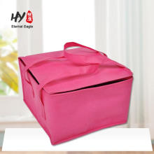 cooler tote printed non woven food package insulation bag