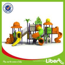 Outdoor Jungle Gym pour enfants Animal Fairyland Série LE-DW009