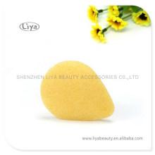 100 % natürliche weiche Gesicht Haut Pflege Konjac Schwamm reinigen
