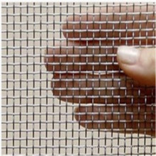 Crimped Wire Mesh for Filter Screen Using