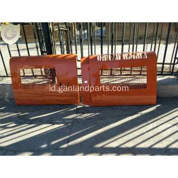 Hitach EX120 Excavator Side Doors And Panels