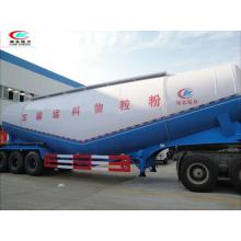 50cbm, 40cbm, 2\3 Axle Bulk Dry Cement Semi- Trailer, Cement Trailer for Powder