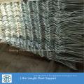 Support galvanisé de spirale d'usine pour le fil s'élevant de plante