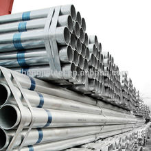 ERW steel pipe Hot dip galvanized
