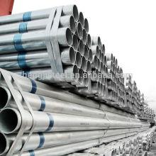 Горячее цинкование Сварные стальные трубы