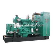 Generador de gas natural 120kw accionado por el motor kaihua