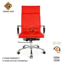 Rotem Leder kommerzielle Möbel (GV-OC-H305)