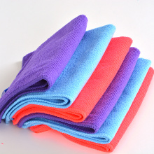 Factory Wholesale Cheap Warp Knitting Microfiber Towel