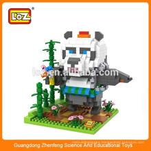 LOZ toy Plastic toy Block Educational TOY DIY toy Plastic Buliding toy