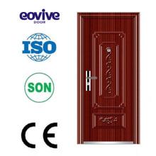 Projeto mestre alta qualidade venda quente metal portas interiores