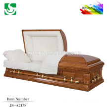 Prevailing antique high quality cheap caskets on sale