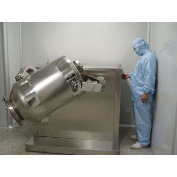 High Quality Rotary Cone Mixer in Pharmaceutical Industry