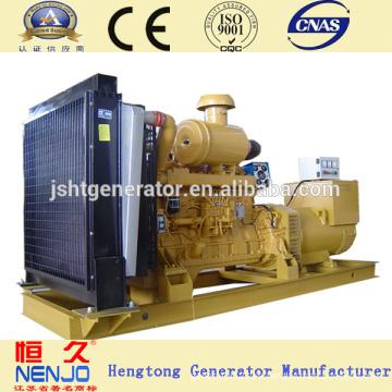 el precio de generador de shangchai de 100kw para construcción de hotel