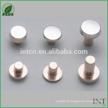 rebites de cobre elétricos cabeça plana snap da venda quente