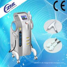 E8a Multifunktions IPL RF Elight YAG Laser Haarentfernung Maschine