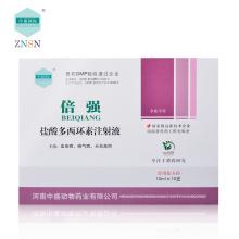 Доксициклин Гиклат 5% раствор для инъекций ,антибиотики тетрациклинового ряда класса для лечения грам-положительных и отрицательных бактерий