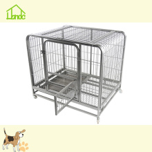 Stor Storlek Pet Dog Metal Cage