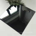 Black Ti Coated Mirror Stainless Steel Sheet