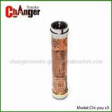 Fragrance newest mechanical mod, chiyou/chiyou v3 mod clone