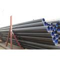 Fabricant laminé à chaud a53 Seamless Line Pipe pour l'huile