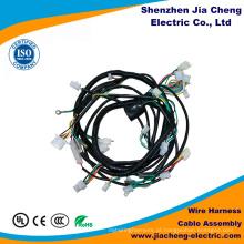 Chicote de fios médico feito sob encomenda do fio do conector