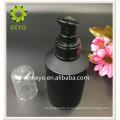 100 ml Vente Chaude composent emballage ambre coloré vide verre cosmétique bouteille avec pulvérisateur à pompe