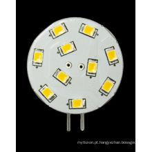 g4 levou 10smd 2835 1.5 w auto & marine lâmpadas novas 10-30 v ac