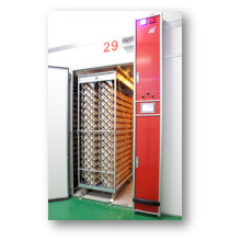 Multi-Stage Type Automatic Egg Incubator