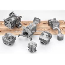 La presión baja modificada para requisitos particulares de la aleación del cinc de la fundición a presión a presión fundición autopartes de aluminio