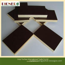 Black Film Faced Plywood with WBP Glue