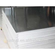 Grade 1200 H18 aluminum sheet for decoration , kitchen material