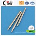Rod del eje no-hecho por encargo de la fábrica de China