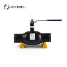 China fabricando JKTL acero al carbono válvula de aguja de bola forjada