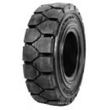 Reifenfabrik mit ISO DOT Zertifikat Solid Reifen Gabelstapler Reifen 8.25-15