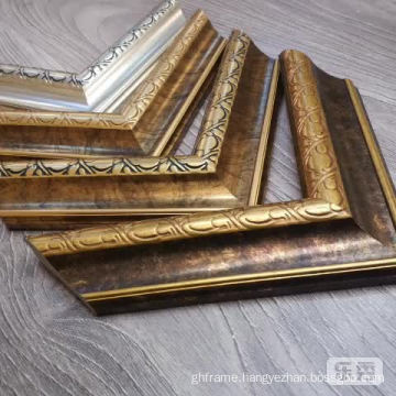 Eco-friendly polystyrene picture photo frame moulding