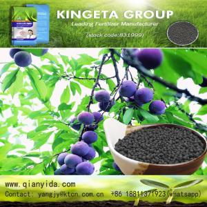 High N organic fertilizer for fruits