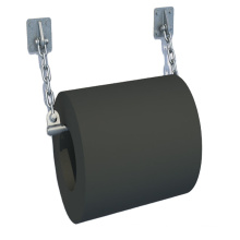 Deers Marine Fender System Cylindrical Fenders with Chain for Wharf