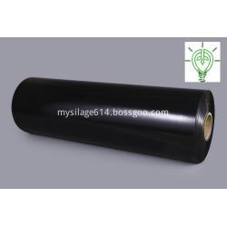 Black Silage Wrap 750mm
