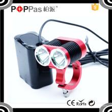 Poppas Yzl803 Professional Xml T6 High Power Rechargeable Light Bike