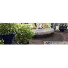 135 * 25mm Holz Kunststoff Composite Decking mit CE, Fsc, SGS, Zertifikat