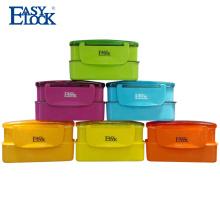 Eco Friendly Microondas School Children Bento Lunch Box para niños