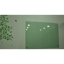 Tempered Glass White Board with Eraser