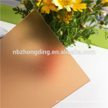 PC plastic sheet, cheap polycarbonate plastic frosted sheet