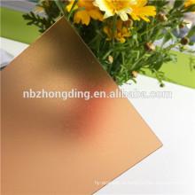 Пластиковый лист ПК, дешевый поликарбонат матовый лист