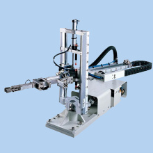 Robotics equipment design for Screw Machine
