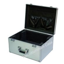 Boîte à outils en aluminium pour maquillage (TOOL-1002)
