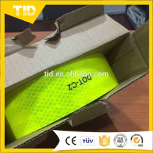 DOT-C2 Fluorescent Orange Trailer Reflective Tape