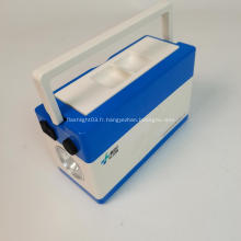 Feux de secours en aluminium à batterie à air