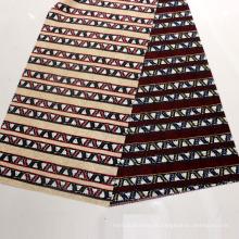 Tissu en lin imprimé / coton pour vêtement