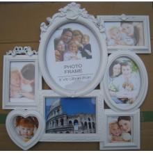 Plastic Collage Frame